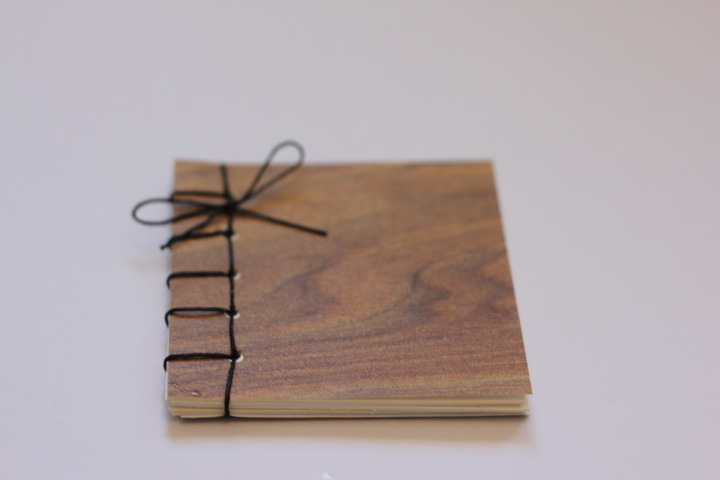 Hand-bound Book Tutorial.