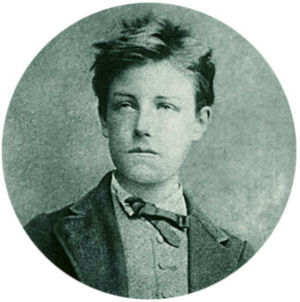 Arthur Rimbaud,  l'Enfant Terrible.