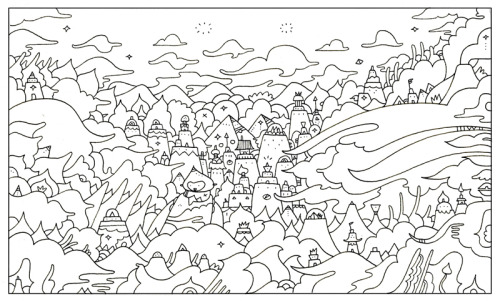 Lost City Of MujuInk on PaperMr Muju 2012
