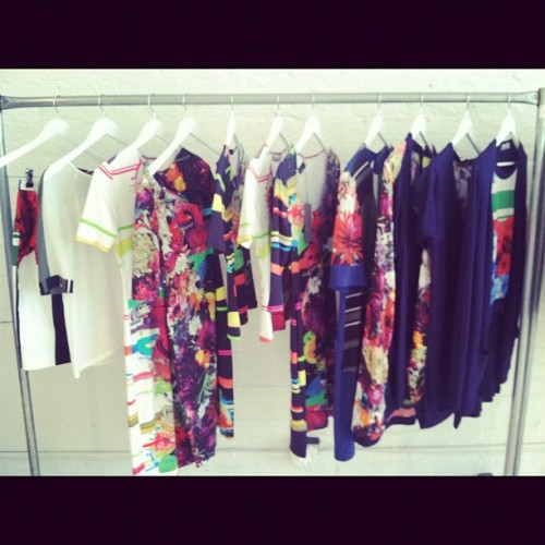 PREEN Collection is print heavy for resort! Loving it!  (Taken with Instagram)