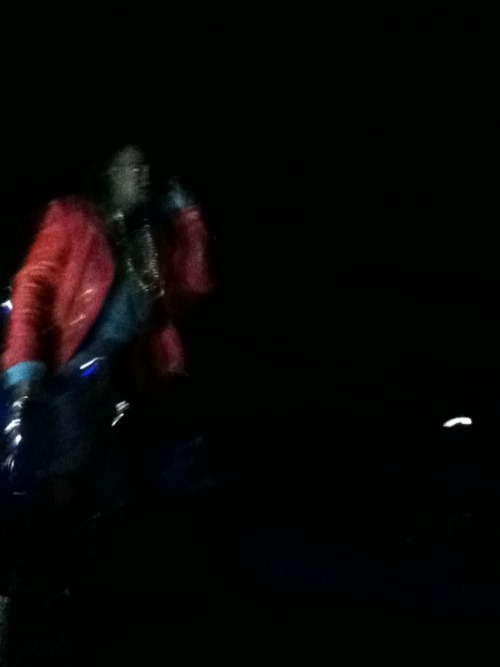 I cant believe I was this close to Kanye West! :o