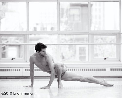 James Whiteside of Boston Ballet