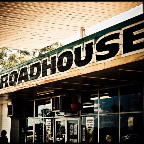 #roadhouse! (Taken with Instagram)