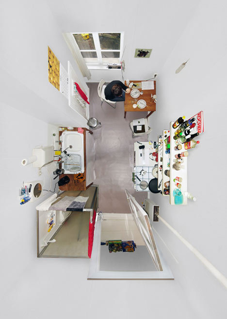 'Room Portraits' by Menno Aden, at Dezeen
