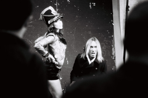 Iggy Pop X ElevenParis [alice]