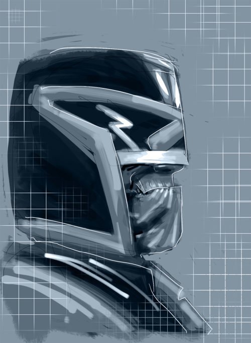 simonsherry:  #dredd ipad sketch - breaking in Procreate on the wife's new iPad  Keep the 2000AD artwork flowing everyone. It no longer gets featured on the letters page, but the Internet has rather taken over that angle. Let's see some more work from the young squaxx - sharp those crayons thrillseekers.