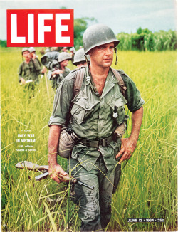 life:  On this day in LIFE Magazine — June 12, 1964: Ugly War in Vietnam See related: One Week's Toll: American Dead in Vietnam