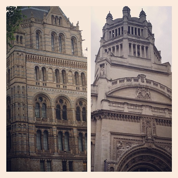 I miss London architecture  (Taken with Instagram)