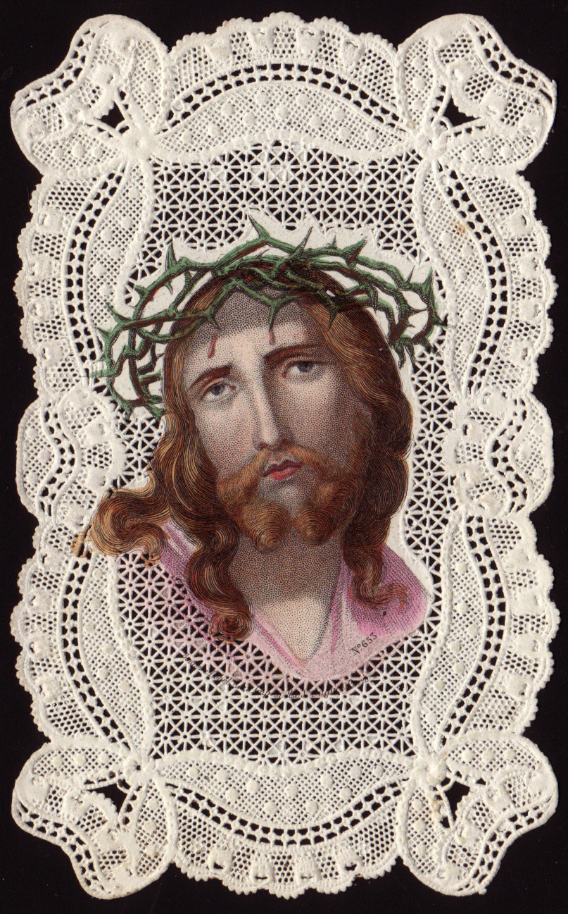 THINGS WE LOVE: Antique Prayer Cards