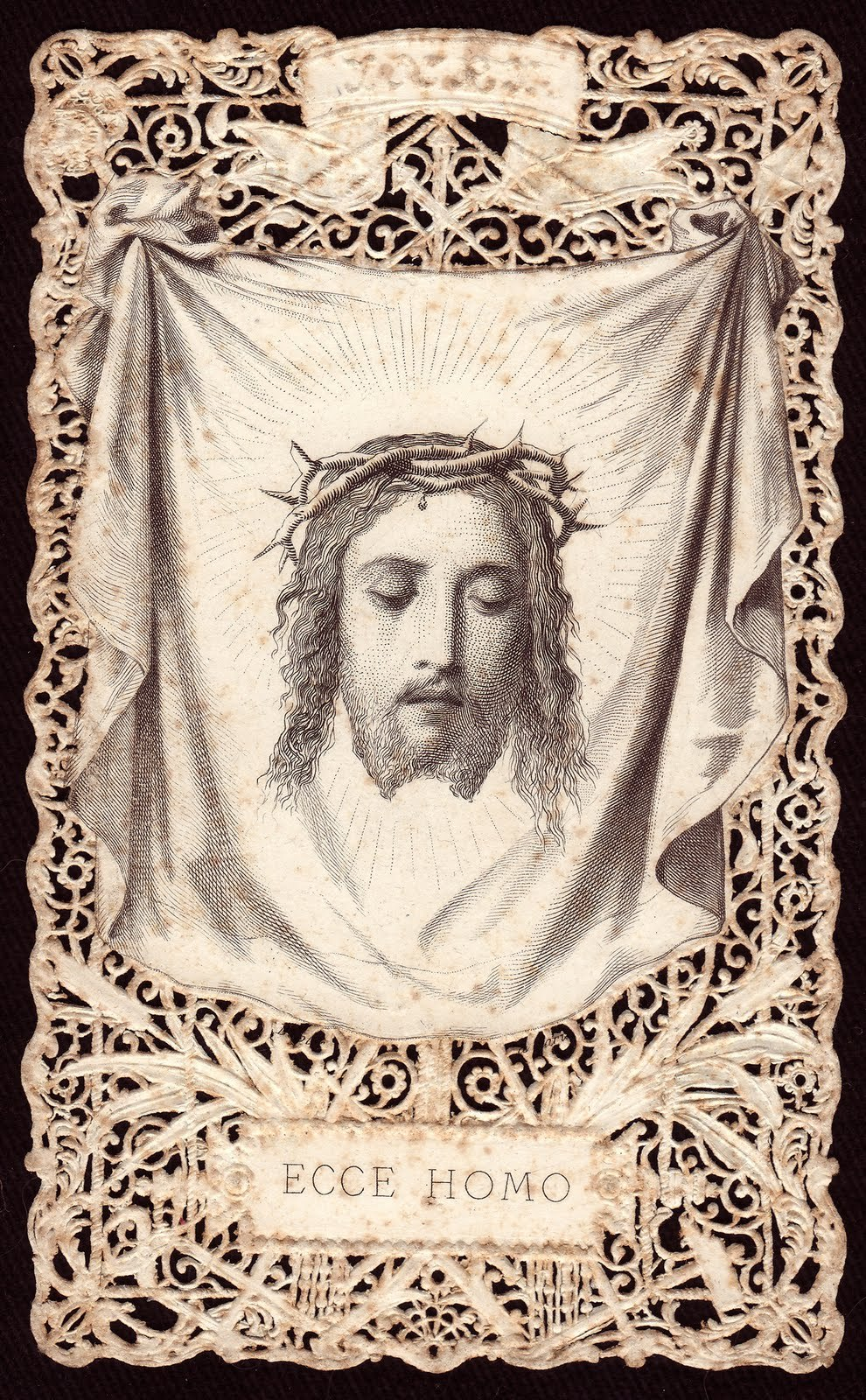 Antique Prayer Cards How beautiful!