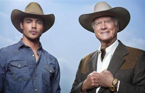 At 80, Larry Hagman remains devilish as J.R. scores a scheming son in TNT's Dallas relaunch