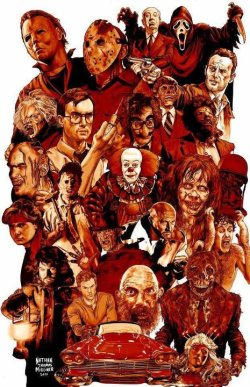 Horror Villains
