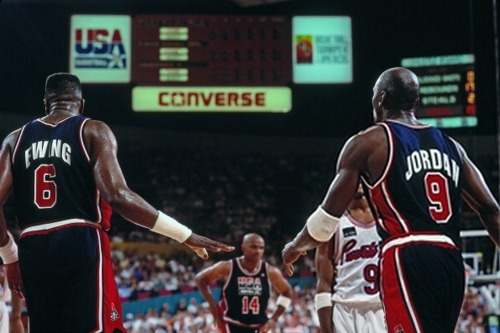 TONIGHT: NBA TV's 'The Dream Team'  (9 p.m. EST)