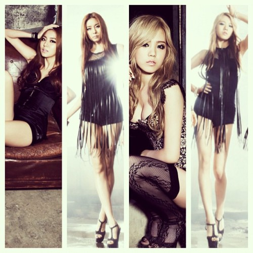 #AfterSchool #teaser #Flashback #Lizzy #Uee #boobs #legs (Taken with Instagram)