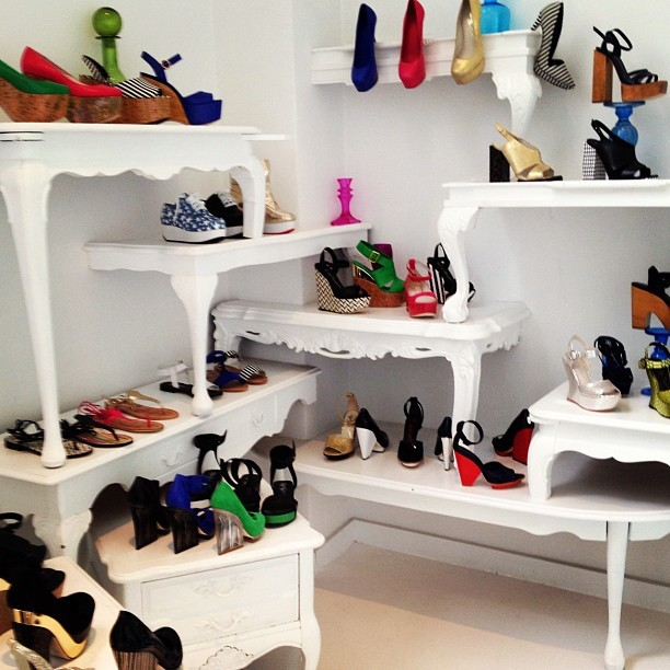 Our world of shoes!