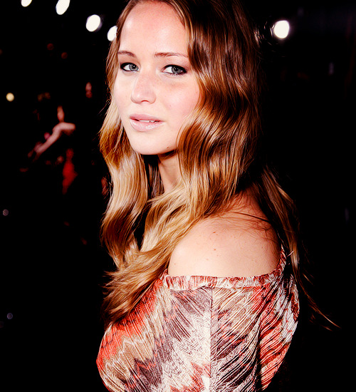 43/100 pictures of › Jennifer Lawrence {x}