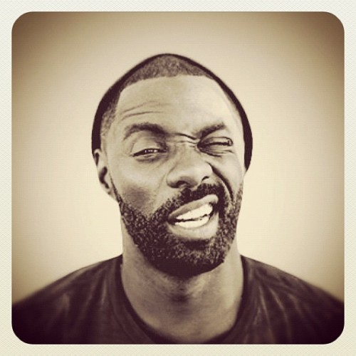 Whatta Man!❤😚 #idriselba #sexy #dude #dope #killinmesoftly #actor #luther #whattaman  (Taken with Instagram)