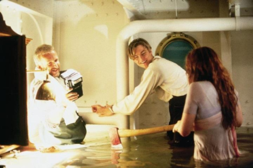 slutty-lipstick:  Titanic behind the scenes