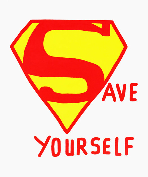 nevver:  Save yourself