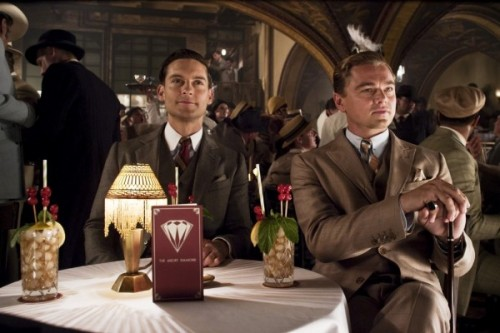 The Great Gatsby, new still #3 (via Il Grande Gatsby, Leonardo DiCaprio e Tobey Maguire in tre nuovi immagini | Il blog di ScreenWeek.it)