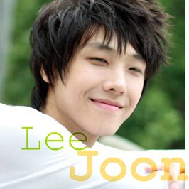 fr2ky-mblaq:  lee joonshi is lovely~ lee joonshi wonderfulll~ aww~my earworm today ^^'