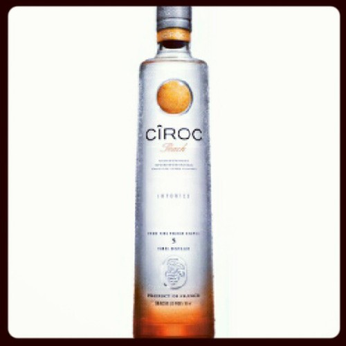 Day 11: Favorite Drink… Peach Ciroc, The Best!! (Taken with Instagram)