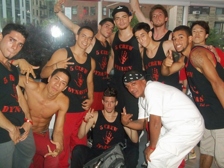 Rock Steady Crew Anniversary 2011 1st place