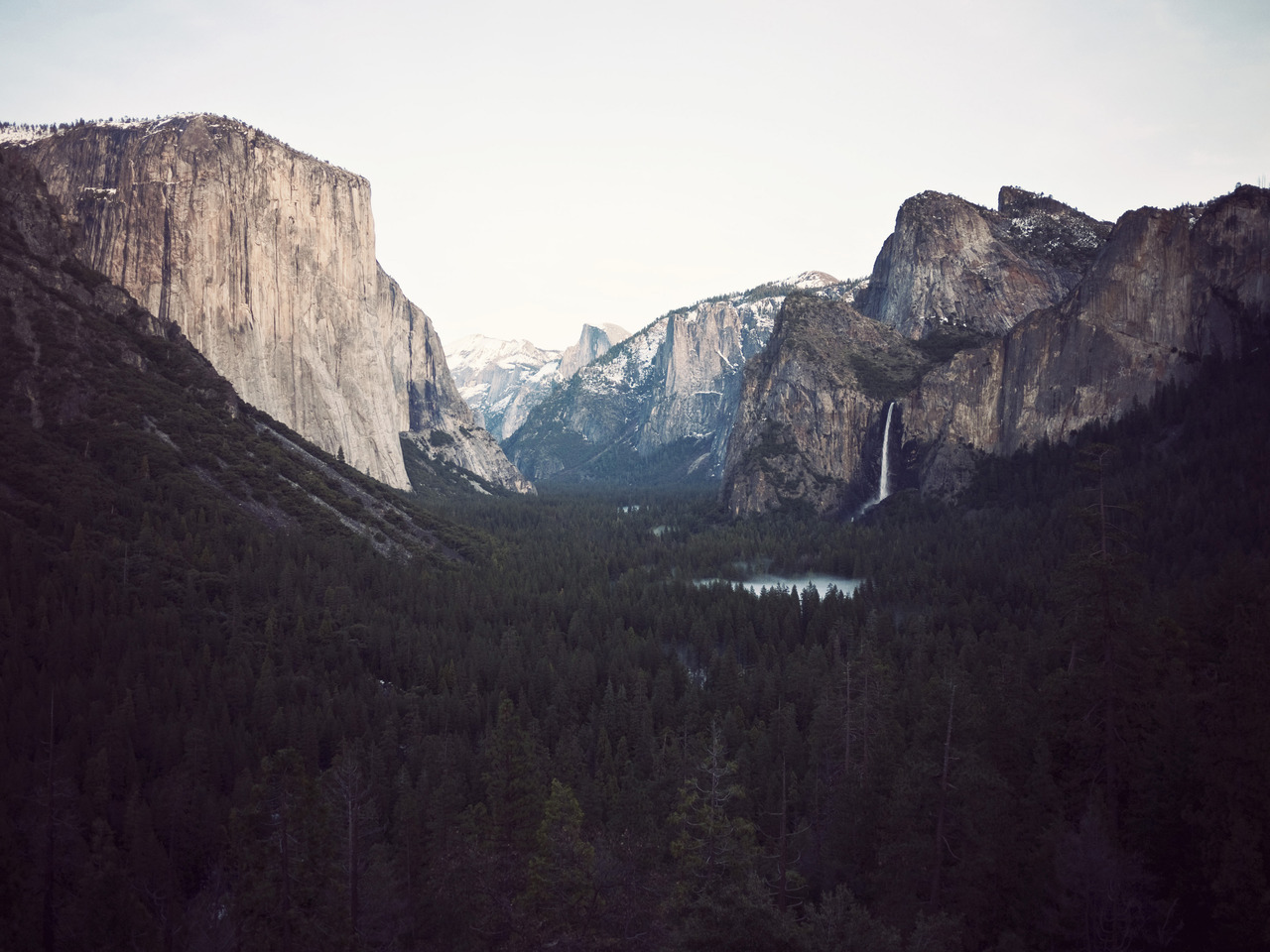 Yosemite National Park. Photo: Laura Austin