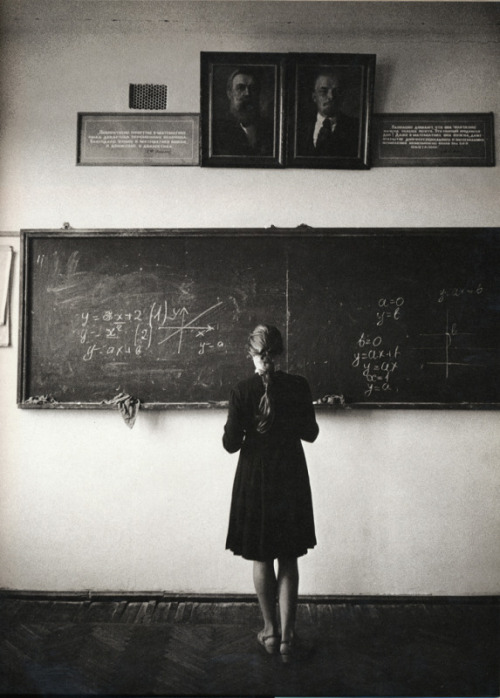 Schoolgirl in Kuban, 1965 | Ph. Eve Arnold