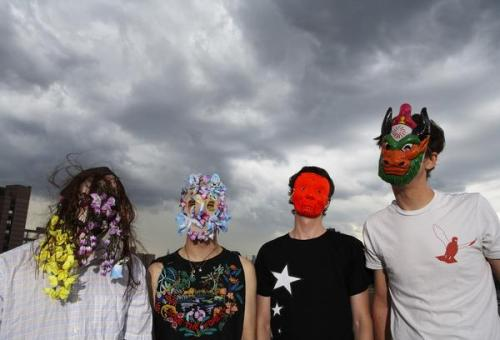 Animal Collective Announce Tour Dates
