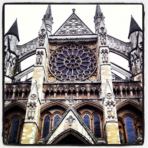 Westminster Abbey (Taken with Instagram at Westminster Abbey)
