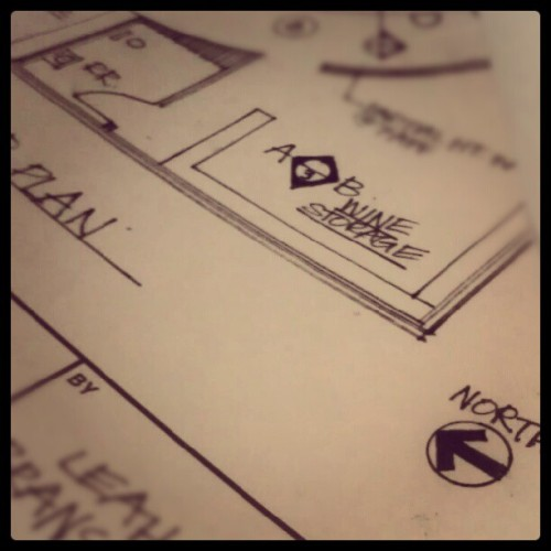 #drafting #wine bar  (Taken with Instagram)