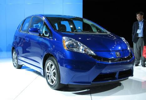 Honda Fit EV: Best Electric Car Out?