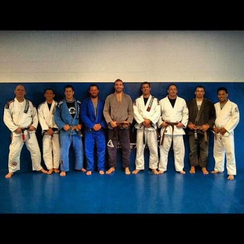BJJSA - Brown belts (Taken with Instagram)