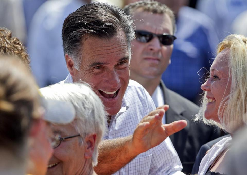 "Mass. stalled antibullying guide under Romney  Former governor Mitt Romney's administration blocked publication of a guide for public schools because officials objected to use of the terms ""bisexual"" and ""transgender."" (AP/FILE)"