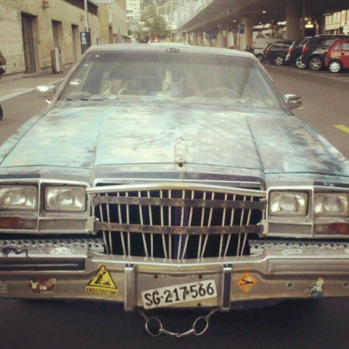 This ride needs no pimping (Taken with Instagram)
