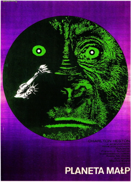 monsterman:  Planet of the Apes (1968)