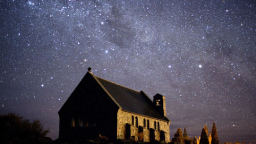 Largest 'dark sky' reserve designated in New ZealandTo become a reserve, an area need to be endowed with dark skies and virtually no light pollution from surrounding areas.