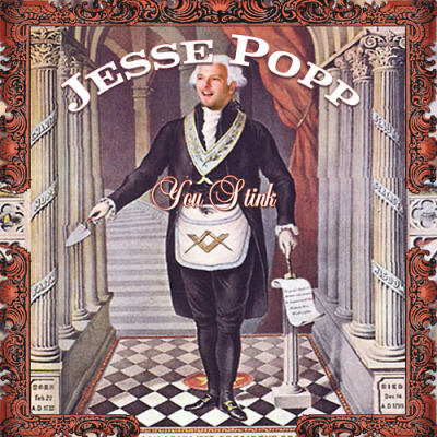 comedycentral:  Today is the day! Jesse Popp's new album, You Stink, is available now from Comedy Central Records! Buy it from iTunes here. And if that didn't already make it the Jesse Poppiest week ever, Jesse Popp: The Half Hour premieres this Friday at 11:30/10:30c!  Do this!