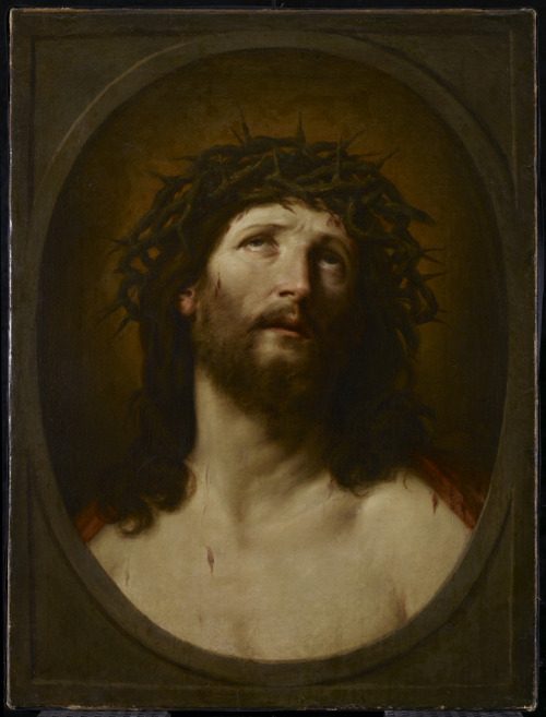 Christ Crowned with Thorns, 1622 - 1623Guido Reni, Italian, 1575 - 1642Oil on canvas, 64.9 x 49 cmGift of Margaret and Ian Ross in memory of Lance, 1990© 2012 Art Gallery of Ontario