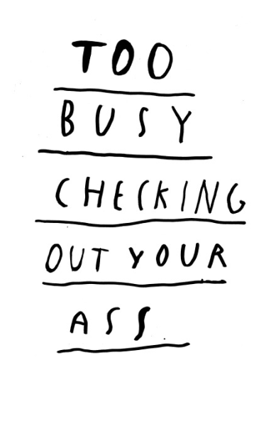 invinciblegirl:  Too Busy
