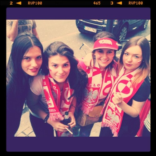 #poland #euro #euro2012  (Taken with Instagram)