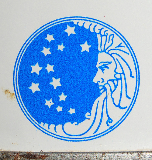 The former Proctor & Gamble logo.