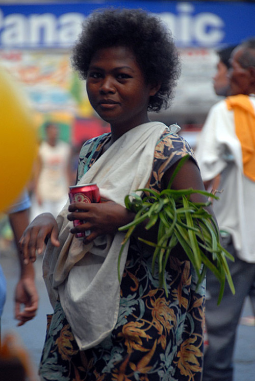 restlessandcr8ive:  aeta woman of the Philippines