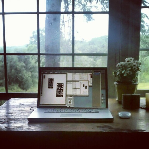 thewarmthofawinterssun:  Workspace on the Farm - Taken by Mr. Jason Silverman