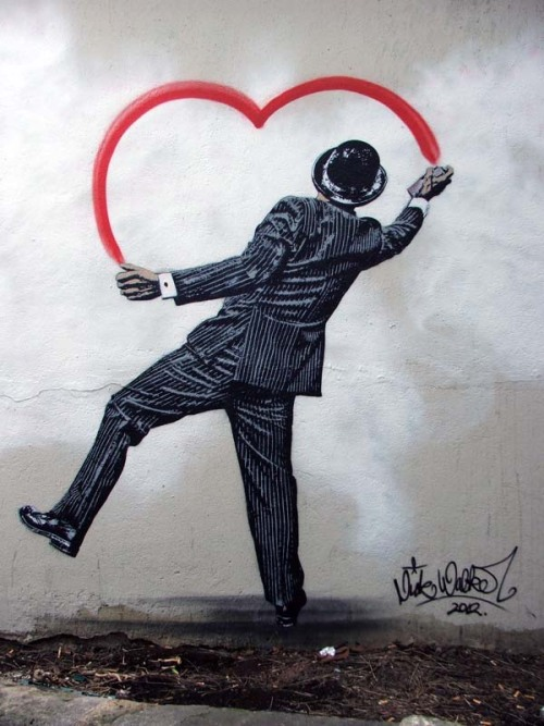 NICK WALKER 2012, Rue Amelot, Paris, 03-05-2012