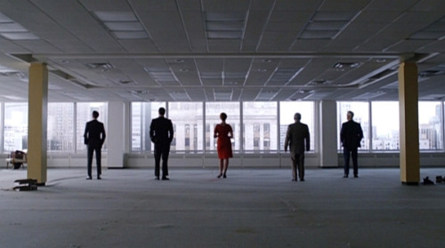 One of the most beautiful shots of the 5th season for Mad Men.