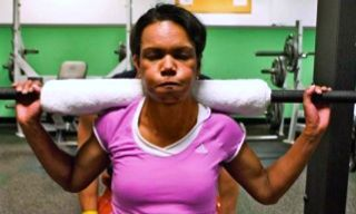 athleticsistas:    Condoleezza Rice