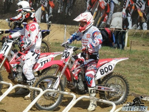 Gray-haired riders don't get that way with just luck  www.realMotocross.com