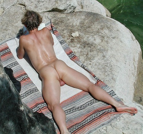 regularguyz:  A day at the beach is a great way to get some reading done! Why that's exactly what I do at the beach…read…yep…I hardly EVER even look up from the page to see what's going on around me…
